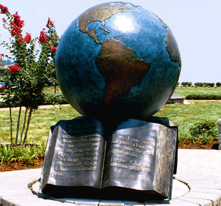 """The Great Commission""® 48"" Bronze Sculpture"